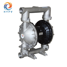 Non-Clogging Slurry Sewage Stainless Mud Diaphragm Pump Manufacturers