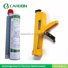 CBRR-A/B injection anchorage glue ,epoxy adhesive for planting steel bar,adhesive glue