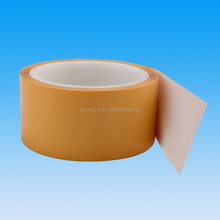 Good quality double sided PVC tape red film liner