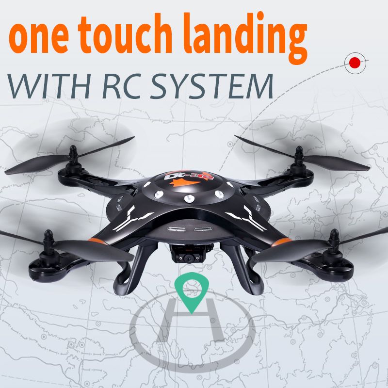 Cheerson CX-32S 4CH 5.8G FPV RC Quadcopter Drone One Key Landing/Return with 1.0MP HD Camera 5.8G FPV Screen Transmitter