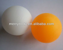 White or yellow Ping Pang Ball / PP table tennis ball / Cheap table tennis ball/