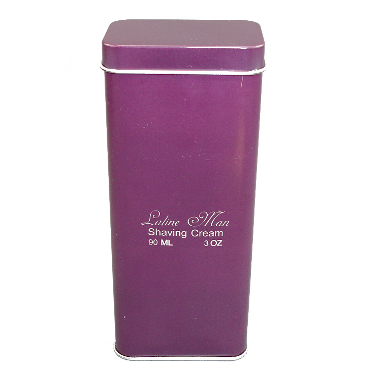 Tall Rectangular Cosmetic Tin Packing Box