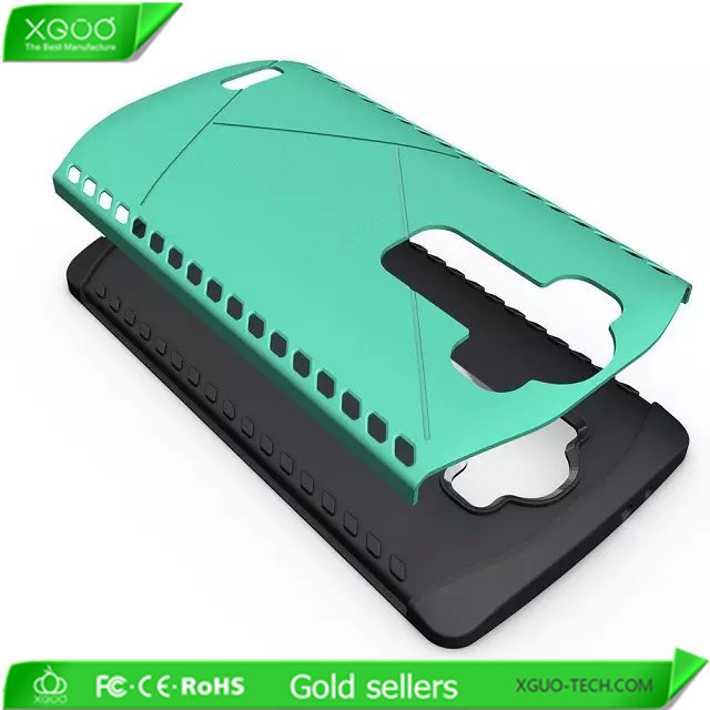 pc+tpu back cover for lg g4 combo case