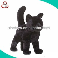 Lifelike Cat Plush Toy With Factory Price