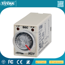 time delay relay timer H3Y/ST6P small size 2year warranty