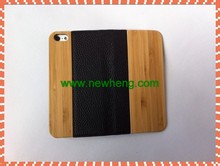 new product Bamboo phone case for iphone 5