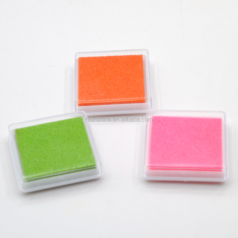 Ink Pad , Rubber Stamp Ink pad , Colorful Ink Pad