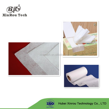 Eco-friendly Nonwoven 100% Cotton Disposable Hand Towel