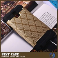 hybrid mobile phone case for samsung galaxy s5 i9600 hard armor back cover
