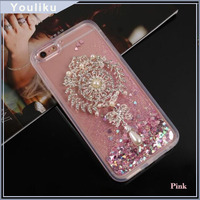 diamond electroplate tpu case for one plus 3 pc edge back cover for meizu m3 note