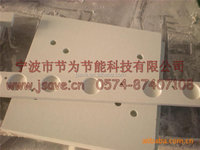 Heat resistant insulation board with super hardness