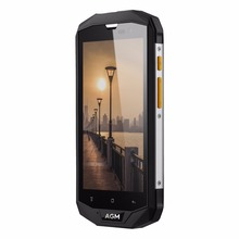 Bargain price agm A8 SE 5.0 inch 1920*720 Android 7.0 IP68 waterproof Rugged Smartphone