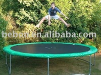 10FT trampoline without safety net
