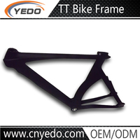 Carbon Fiber Time Trial Bike Frame Carbon TT Bike Frame