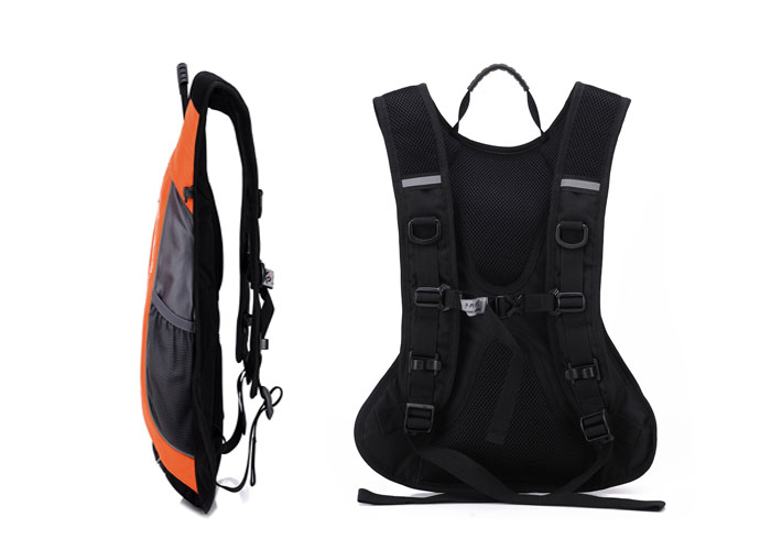 New outdoor unisex bicycle riding backpack water bladder hiking hydration backpack