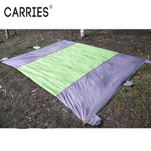 2018 New Travel Nylon Beach Blanket with 4 Sand Bags for Beach