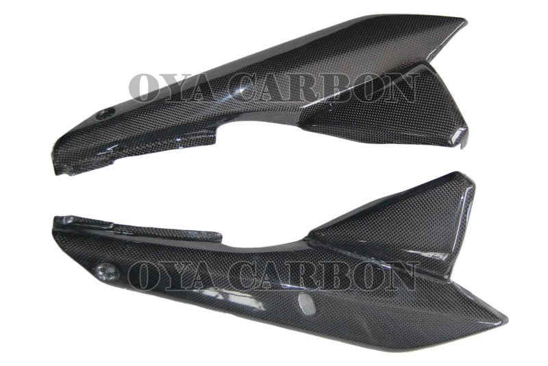 Carbon Fiber motorcycle parts Side Panel for Suzuki GSF650 06/GSF1250 07