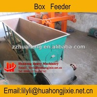 High capacity Box feeder for brick making plant