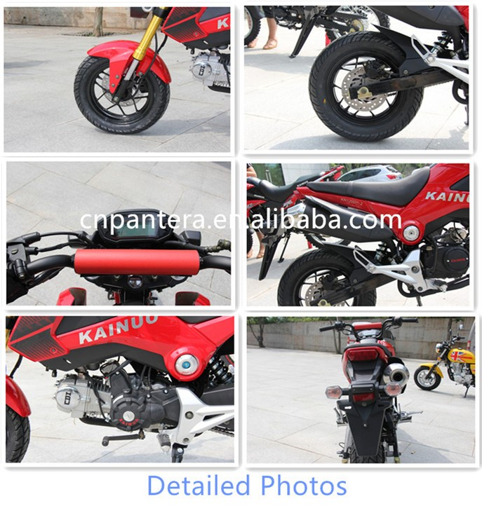 2016 Cool Design Latest Alloy Rim Motorcycle