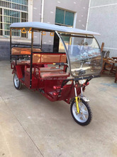 Rickshaw Electric tricycle for India market electric easy bike electric tuktuk electric rickshaw