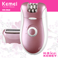 KEMEI2068 Professional Hot Sale 2 in 1 Women Shave Wool Device Knife Electric Shaver Wool Epilator