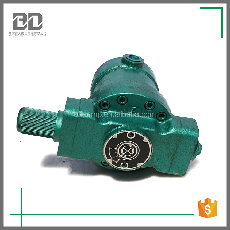 Strong self priming capacity hydraulic pump from petrochemical