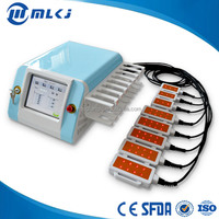 650nm liposuction laser slimming machine with 150mw diode