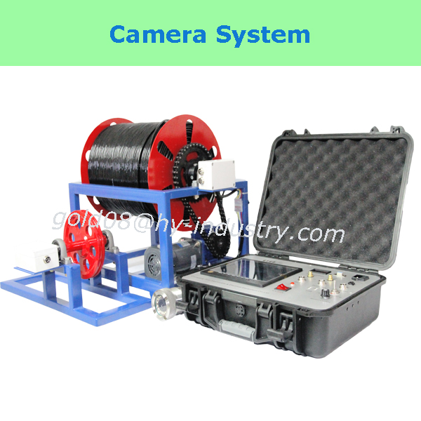 Best Selling Underwater Deep Well Inspection Camera and Borewell Camera and Borehole CCTV Video Camera