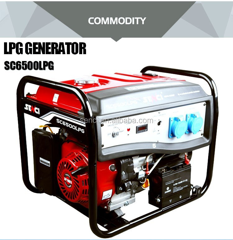 lpg biogas conversion kit for gasoline generator