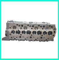 4 Valves 4D56 Cylinder Head MD313587 Applied for Mitsubishi Pajero/Montero