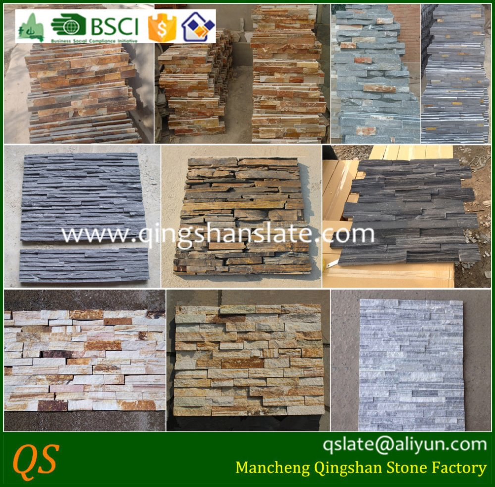Decorative Wall Tiles For Outside : Decorative outdoor stone wall tiles natural buy