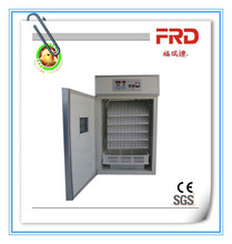 FRD-528 Small model Temperature Humidity Controlling capacity 528 eggs incubator