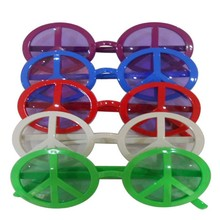 LED Shutter party glasses flashing el wire sunglasses