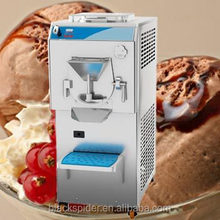 vertical batch freezer gelato equipment