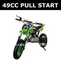 Pull start engine gas pocket bikes,kick start mini moto ,dirt bike made in China