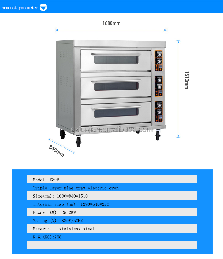 Commercial electric oven for baking cupcakes oem guangzhou - Kitchen appliance manufacturers ...