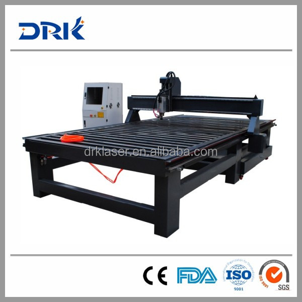china hot sale automatic cnc aluminum cutting machine DRK1325 /2030/1530
