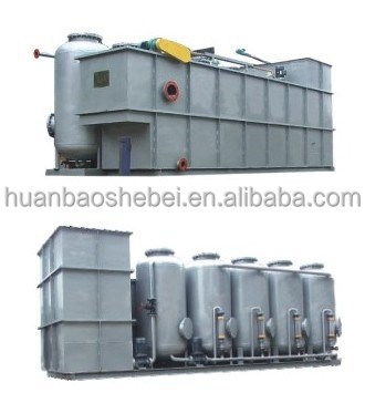 Sewage Water Treatment Plant, Air Flotation Reaction Tank