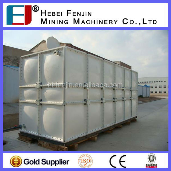 FRP/GRP/SMC storage water tank for drinking water