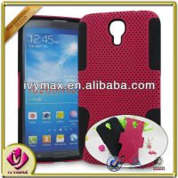 ivymax pc silicone combo case for samsung galaxy mega 6.3 i9200,i527
