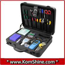 No Need Fusion Splicer to do Splicing Fiber Cables Fiber Optic Mechanical Splice FTTH Tool Kit FC-6S Fiber Cleaver+3M 2529