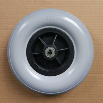 Supplier in Nantong for Polyurethane Foam Filled Wheel for Wheel Barrow