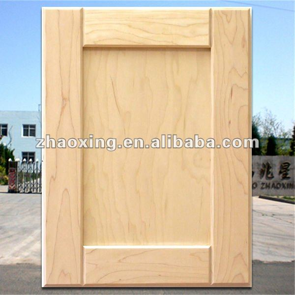 unfinished oak shaker kitchen cabinet doors