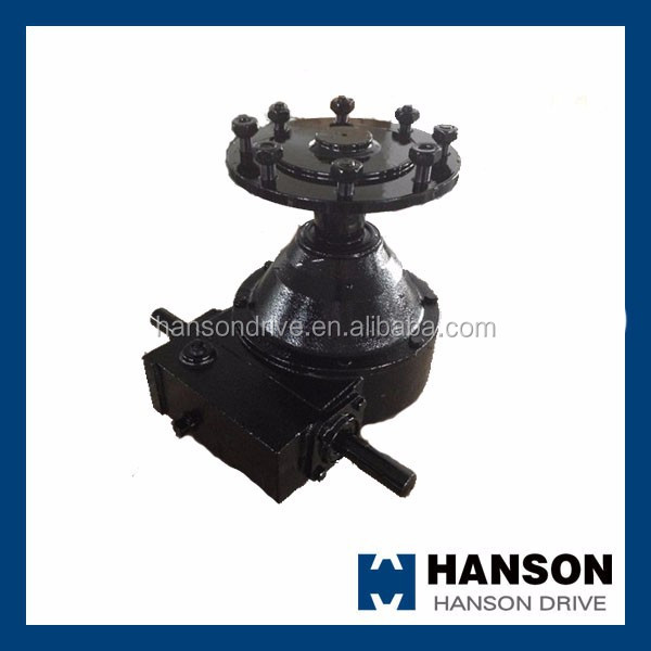 Worm drive Wheel Gearbox W7786 for Center Pivot Irrigation System