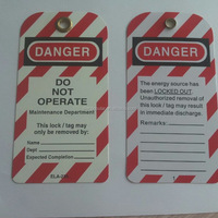 PVC Safety Warning Signs