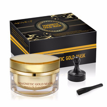 2018 Newest Product Mineral-Rich Magnetic Gold Mask Face Mask For Pore Cleansing Removes