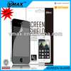 Vmax Anti-scratch clear screen protector / screen guard / protection film for IPhone 4