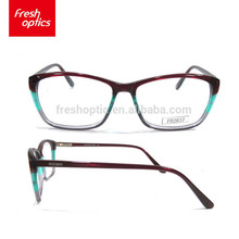 FB2837 Hot sell fancy women and men buffalo horn eyeglasses frames