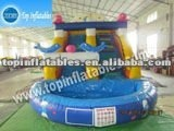 amusement PVC inflatable combo for children