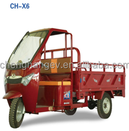 New adult cargo tricycle with 60v,1200w motor from China